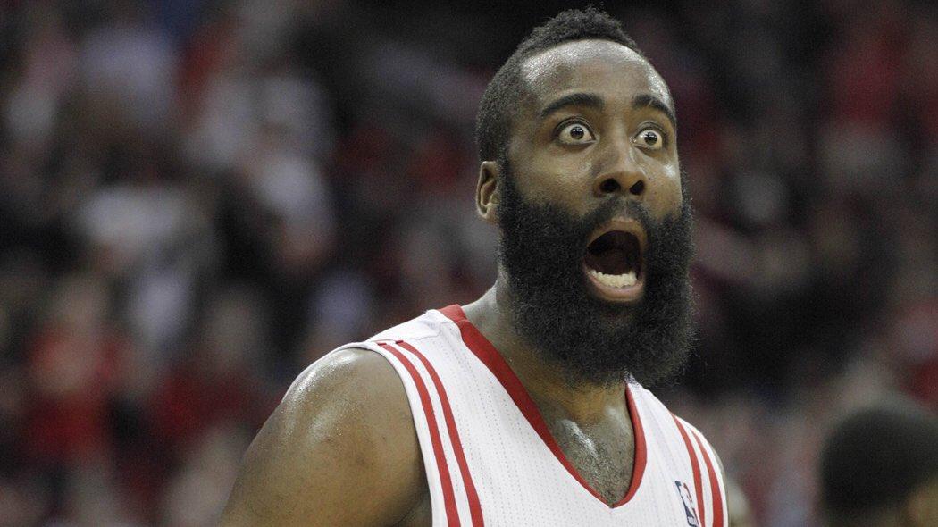 """""""The Beard"""" Harden firmó el contrato más jugoso en la historia de la NBA"""