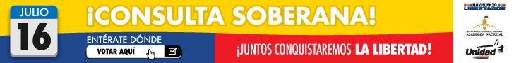 VIDEO | En Caracas se desarrolló una fiesta cívica este 16J