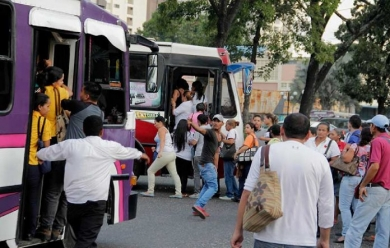 A partir del 15 de julio el pasaje costará 300 bolívares en Valencia