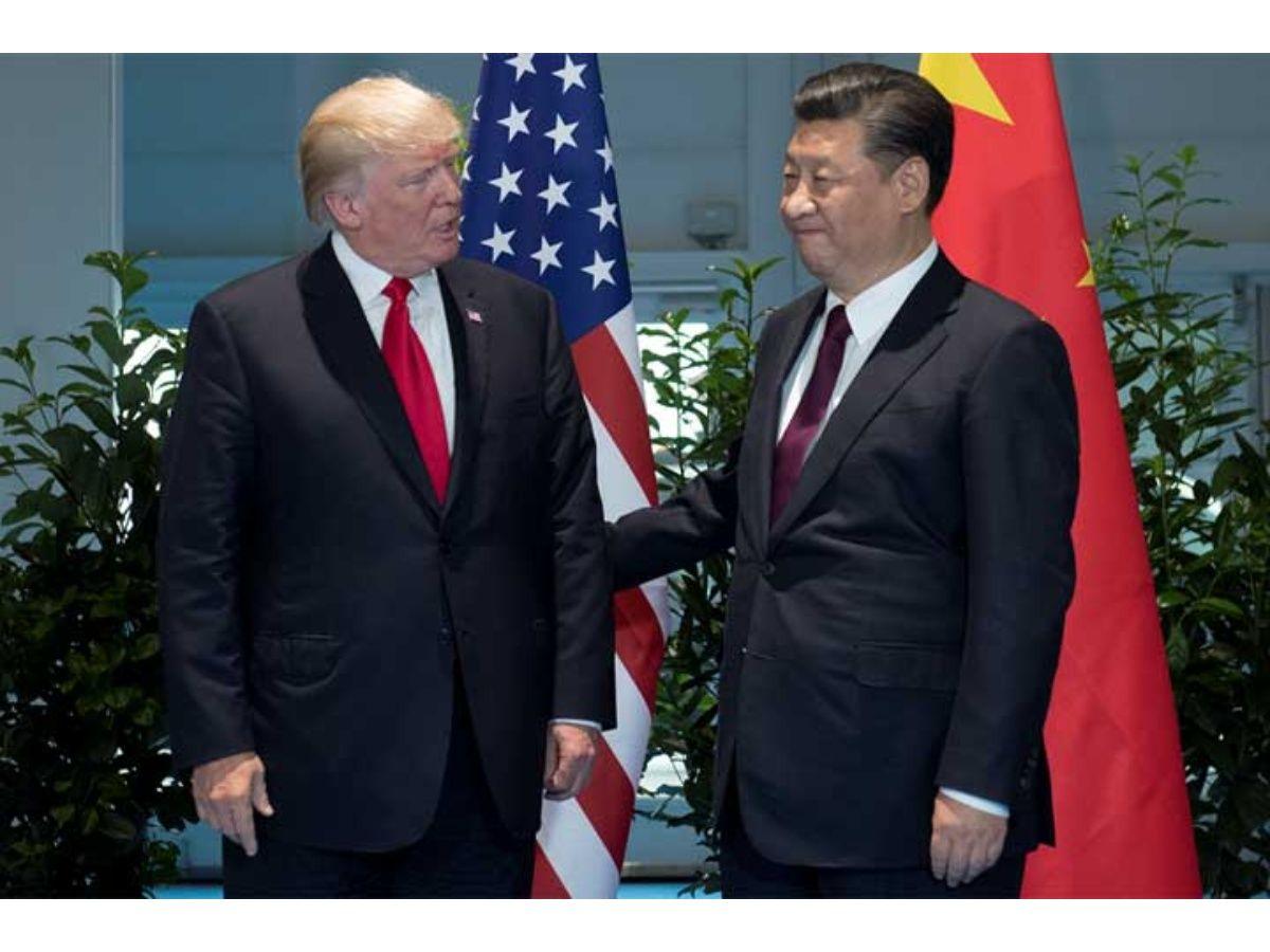 Trump discutió amenaza de Corea del Norte con presidente chino en cumbre del G-20