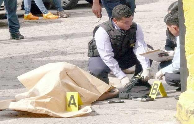 Un muerto y dos heridos durante balacera en Encontrados