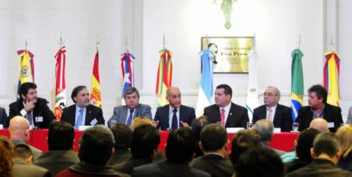Unión de Parlamentarios de Mercosur trata crisis de Venezuela en Buenos Aires
