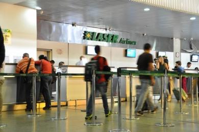 Ni en vuelos especiales se consigue cupo a destinos nacionales