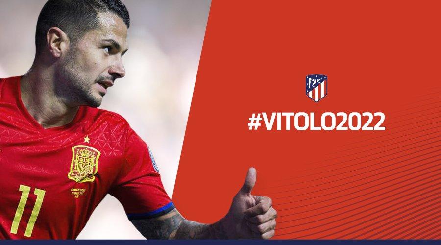 Vitolo ficha por el Atlético de Madrid tras rescindir su renovación en el Sevilla
