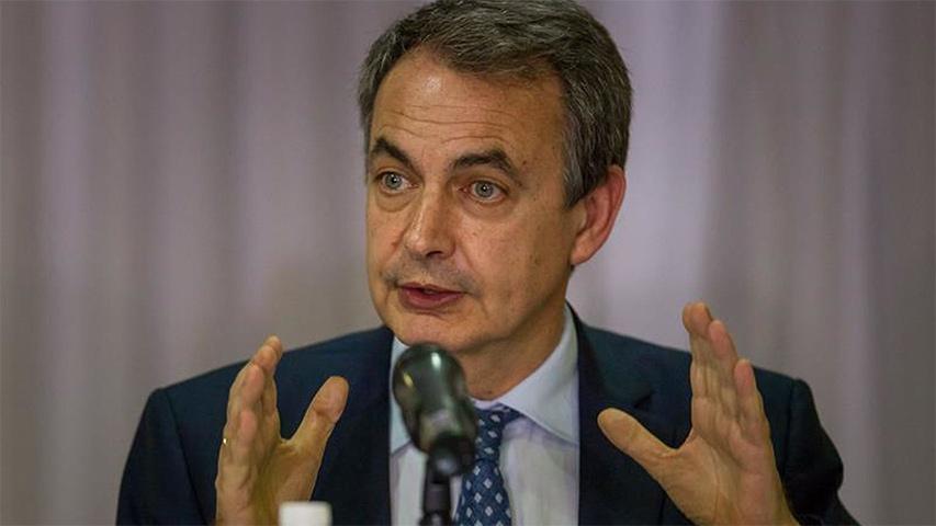 """Zapatero: Liberación de López es """"un paso muy positivo"""" para la paz"""