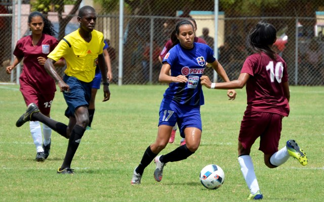 Zulia FC femenino busca volver al triunfo en su feudo