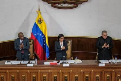 """La ANC respaldará a Maduro ante las """"infames amenazas"""" de Trump"""