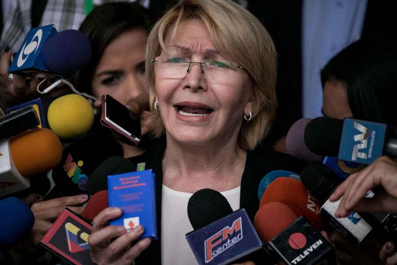 CIDH otorga medidas de protección a la fiscal Luisa Ortega Díaz