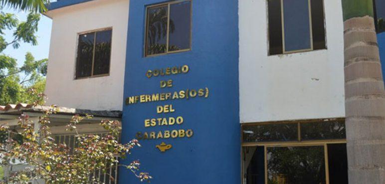 Presidente del Colegio de Enfermeros de Carabobo cumple un mes detenido