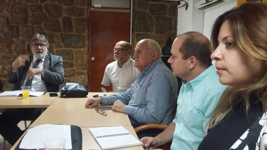 Comisión de la AN que investiga fraude constituyente se reunió con especialistas en materia electoral