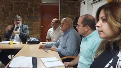 Comisión parlamentaria que investiga el fraude Constituyente se reunió con técnicos