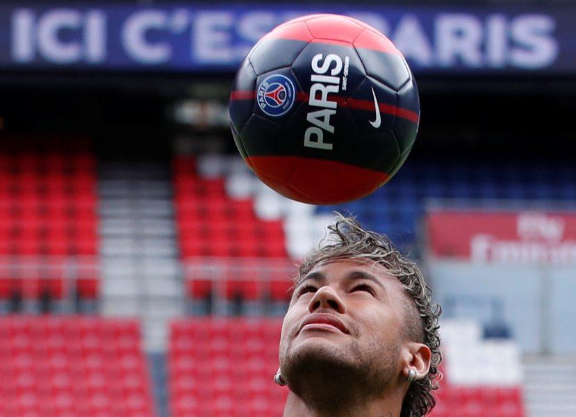 El Santos reclama 13,4 millones de euros a Barça y PSG por fichaje de Neymar