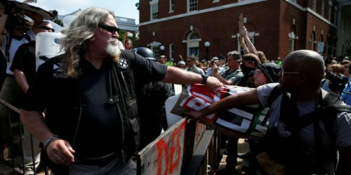 FOTOS+VIDEO | Estado de emergencia en Virginia por una marcha de supremacistas blancos