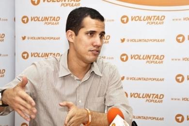 Juan Guaidó: Hoy los venezolanos sólo quieren salir de Maduro