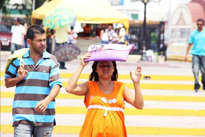 Maracaibo se calienta con 38°C de sensación térmica y 57% de humedad