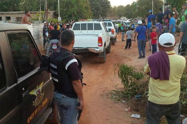 Matan de varios disparos al hermano de la mujer abatida ayer por la policía en La Concepción