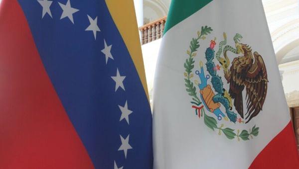 México plantea negociación política en Venezuela