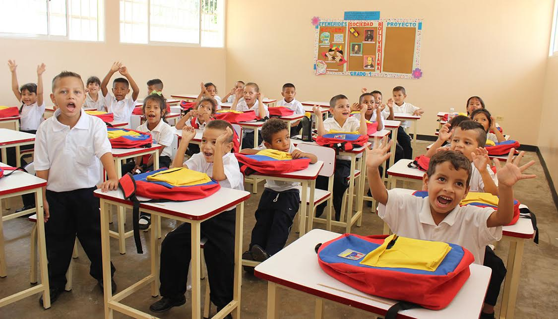 Hoy inician clases 633.000 alumnos zulianos