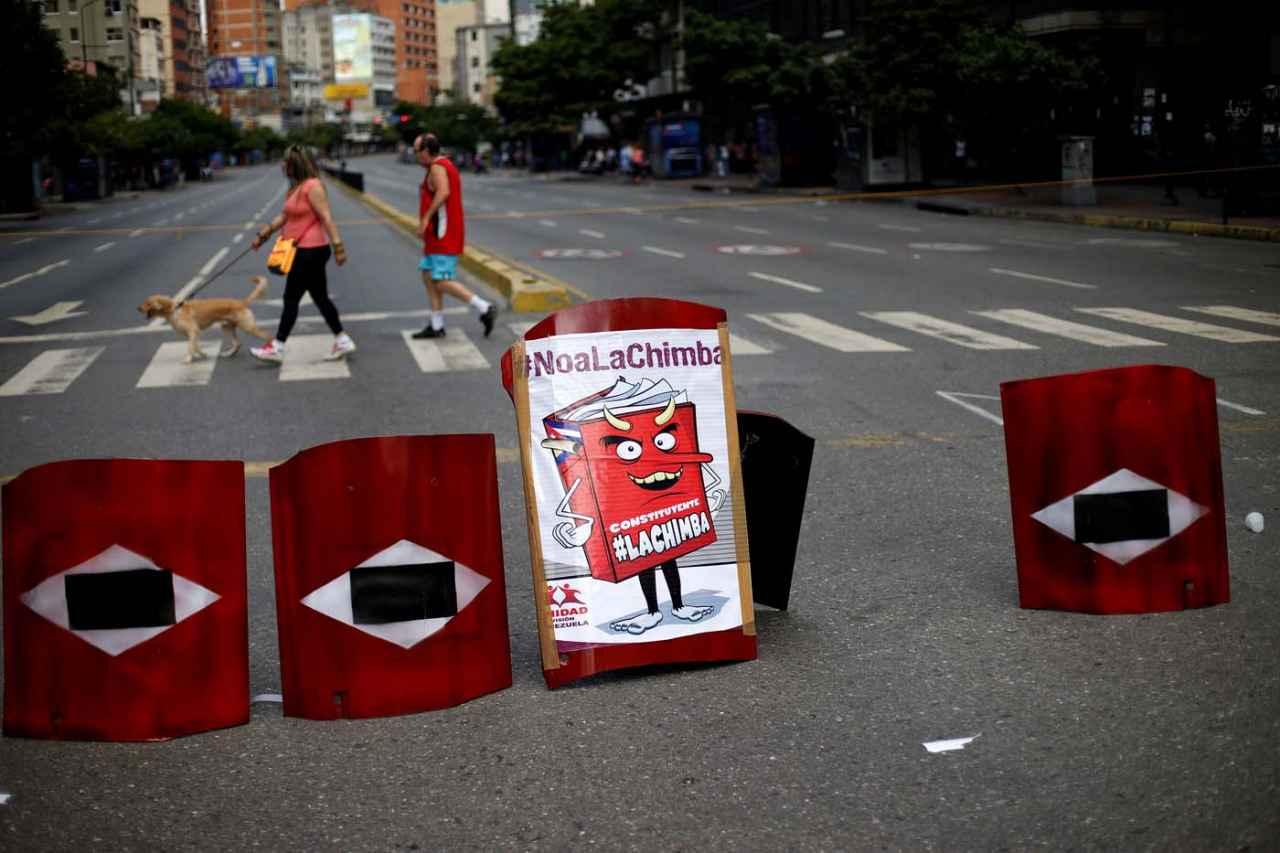 Polémica Constituyente abre nueva era en la crisis de Venezuela
