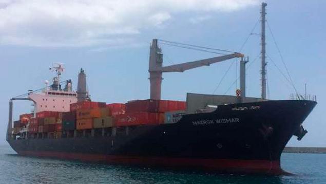 Primer barco con trigo ruso partió hacia Venezuela