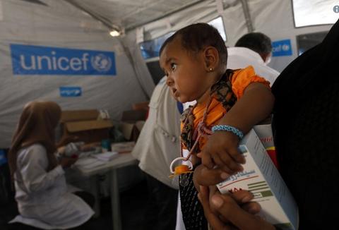 Unicef: Guerra en Siria causa grave impacto en los niños