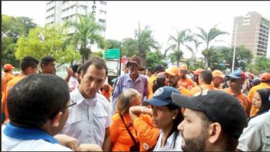 Oposición se concentra este sábado en respaldo a alcaldes