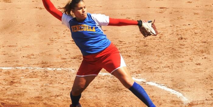 Venezuela venció a Colombia 8-1en Panamericano de Softbol Femenino