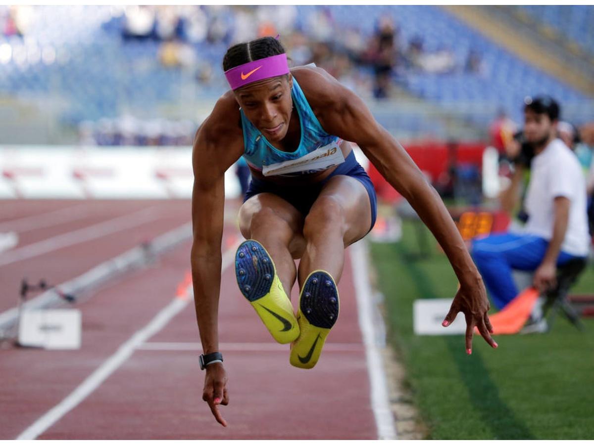 Yulimar Rojas compite este sábado en el Mundial de Atletismo en Londres