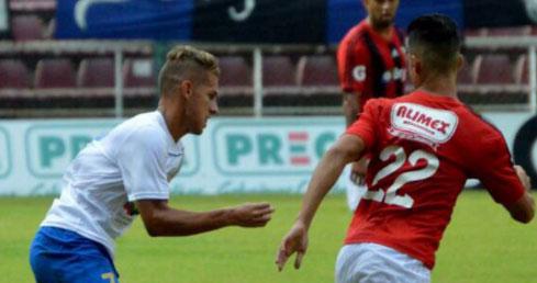 Zulia FC perdió 2-1 ante Deportivo Lara en Barquisimeto