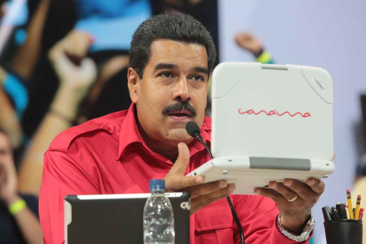 Maduro aprobó recursos para la fabricación de Canaimitas