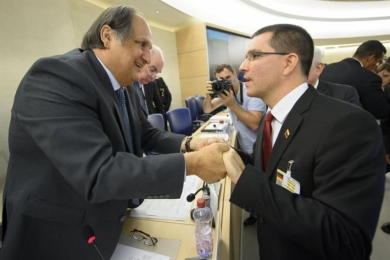 Venezuela acusa a la Oficina de Derechos Humanos de la ONU de mentir