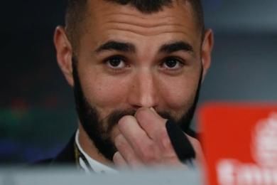 Benzema: «¿Me falta gol? Un delantero moderno es más que gol»