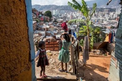 Un estudio revela que 35,5 % de niños pobres presentan desnutrición en Venezuela