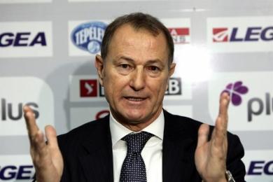 Di Biasi, el elegido para reconducir la situación del Alavés