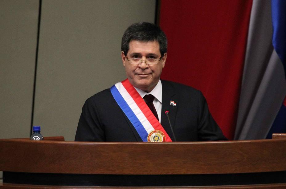 Presidente de Paraguay afirmó que Maduro no quiere recibir ayuda