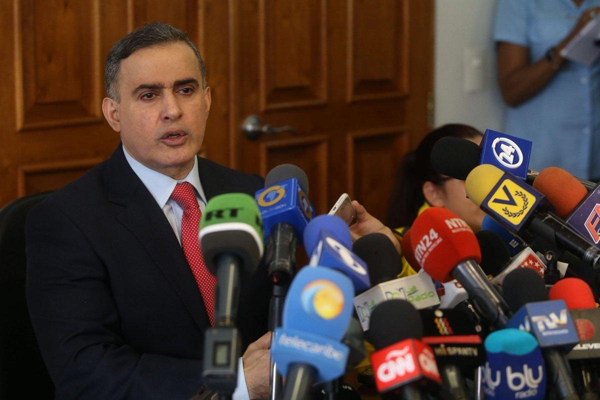Saab descartó investigar a Nicolás Maduro y Diosdado Cabello por caso Odebrecht