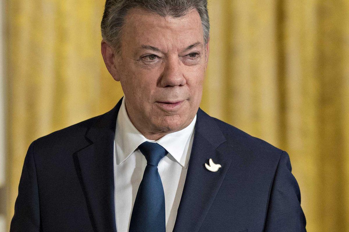 """Santos: """"Situación de Venezuela puede mejorarse fácilmente si tienen un buen gobierno"""""""