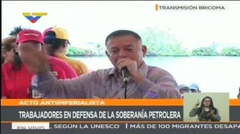 """Arias Cárdenas activará plan de trabajo """"urgente"""" para los CDI"""