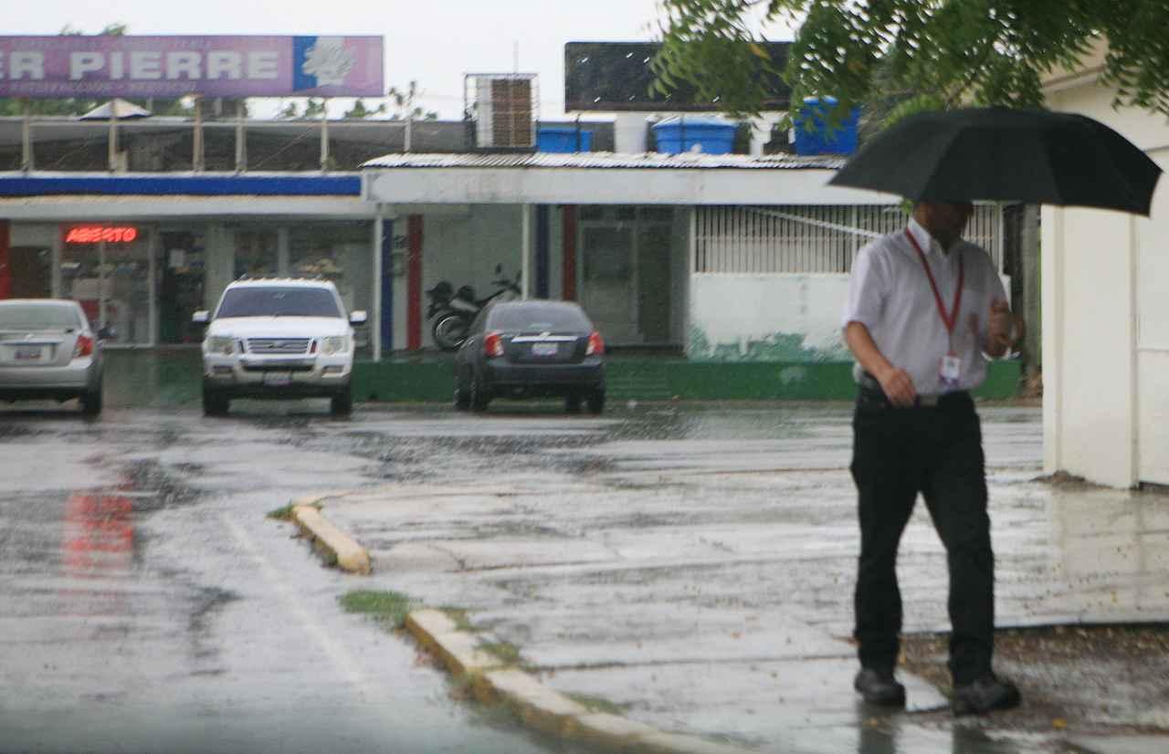 Para este viernes se esperan lluvias sobre el estado Zulia
