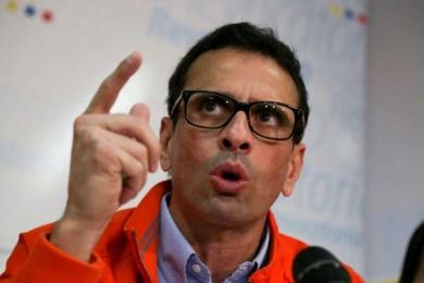 Capriles: Zapatero no garantizará un proceso de negociación en el país