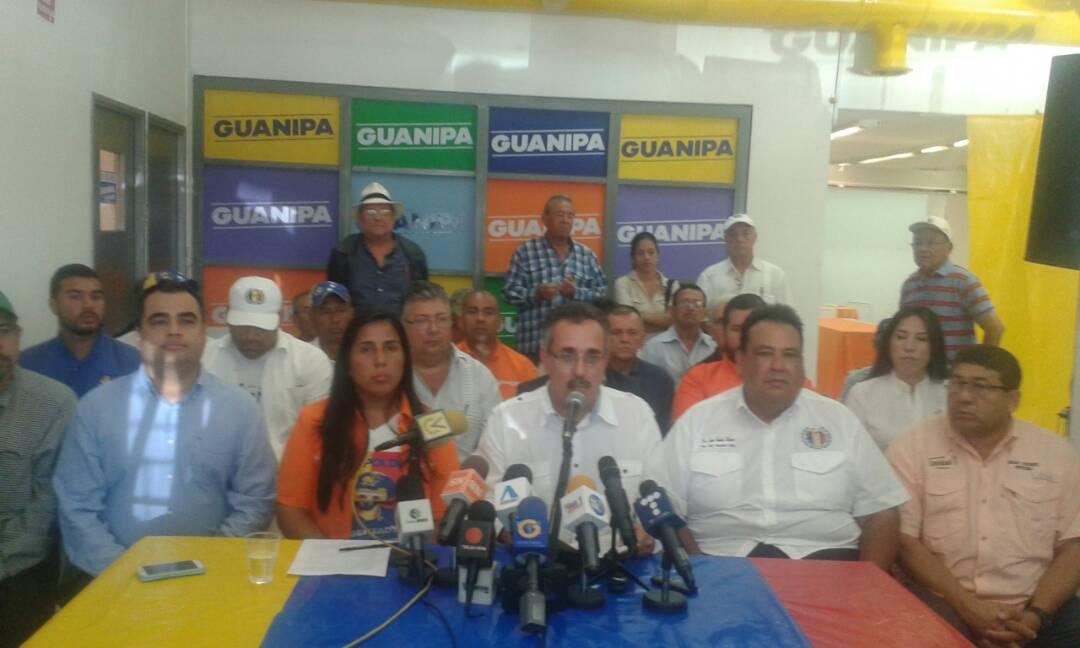Comando Libertadores del Zulia presenta su estructura regional de cara a las elecciones del 15 de octubre