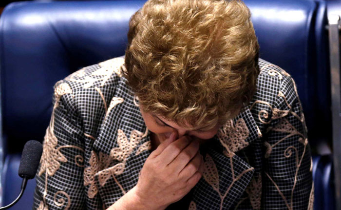 """Dilma Rousseff: Crisis en Venezuela puede terminar en una """"carnicería"""""""