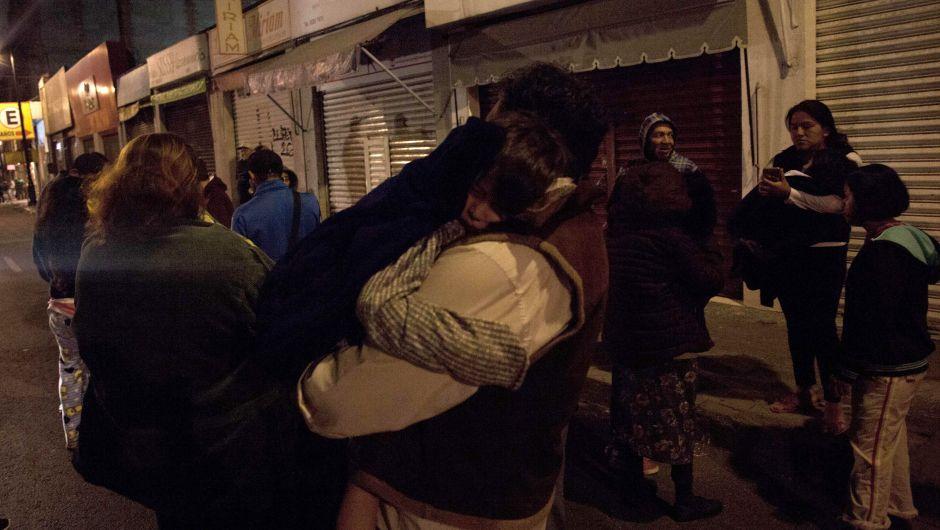 Este viernes México nos duele en el alma: Se elevan a 32 los muertos (+Fotos)