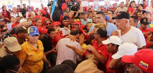 Fuerza trabajadora petrolera y petroquímica respalda la reelección de Arias Cárdenas