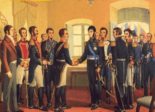Hace 187 años Venezuela se separa definitivamente de la Gran Colombia