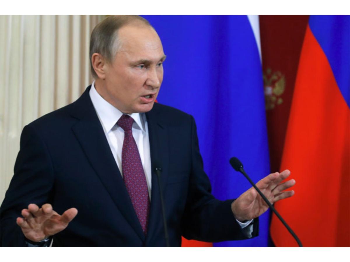 «Histeria militar contra Corea del Norte puede llevar a la catástrofe»: Putin