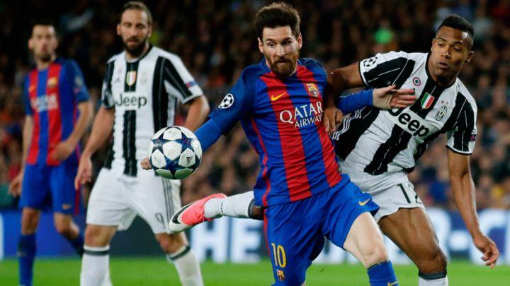 ¡Hoy comienza la Champions! Barcelona vs Juventus será el plato fuerte (Juegos+Canales)