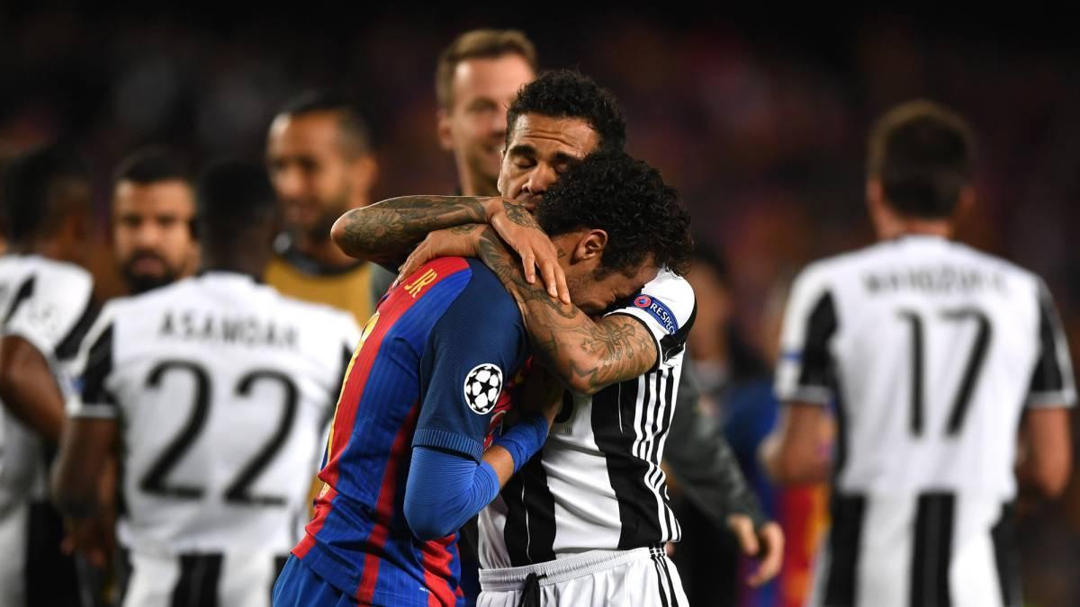 Juventus aplastó al Barcelona en la pasada Champions y Neymar acabó llorando, ¿habrá revancha hoy? (Videos)