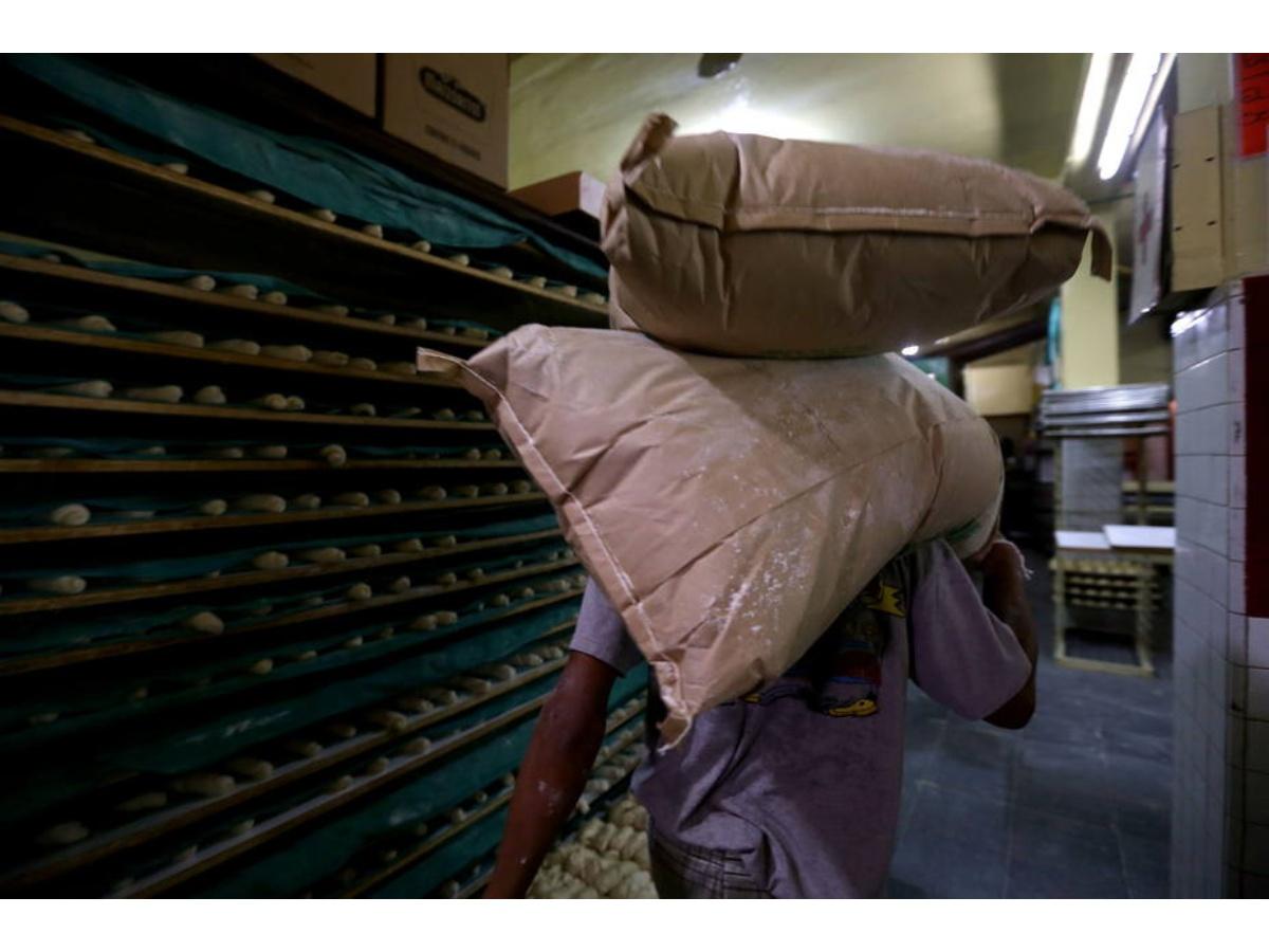 Llegó a Venezuela segundo barco con trigo ruso