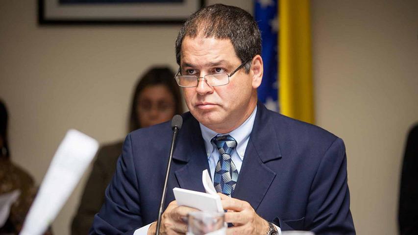 Luis Florido: Fecha de la próxima reunión de diálogo puede variar